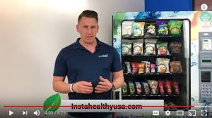 Youtube Vending Machine Unique InstaHealthy Difference