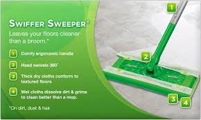 ... Laminate Wood Floors Swiffer · Swiffer Sweeper Leaves Your Floors  Cleaner Than A Broom ...