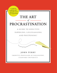 cmos takes a break john perry and the art of procrastination cmos takes a break john perry and the art of procrastination cmos shop talk