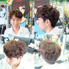 ดดวอลลม สไตรเกาหล ทอมม Tommy Hair Studio หนาม