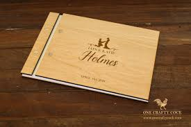 Wedding Guest Book Personalised Wedding Guest Book Design 5