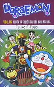 Doraemon - Truyện Dài - Tập 16 - Nobita Và Chuyến Tàu Tốc Hành Ngân Hà