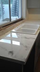fake marble countertop new white quartz countertops