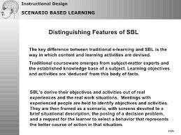 scenario based learning scenario based learning 4