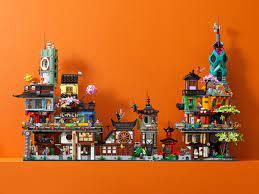 LEGO Ninjago 71741 Die Gärten von Ninjago City ist erNEUt erhältlich!