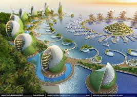 Architecture design concept Museum The Nautilus Ecoresort Was One Of Most Exciting Concepts Seen In 2017 With Its New Atlas Undersea Restaurants Tree Towers And Hanging Skyscrapers The Top