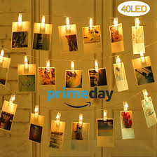 Battery Operated Indoor Lights Led Photo Clips String Lights Battery Operated Indoor Fairy String Lights With Clips For Hanging Pictures Cards Artwork Bedroom Wall Party Wedding