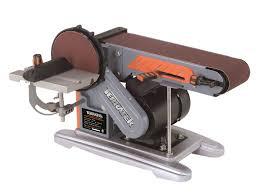 bench belt sander. terratek 375w tbd46e belt sander, bench electric and disc 4\ sander n