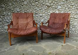 dark living room furniture. Dining Room Furniture : Scandinavian Hunter Lounge Chairs By Torbjorn Afdal For Bruksbo 1960s Set Of 2 1 Living Big And Tall Dark R