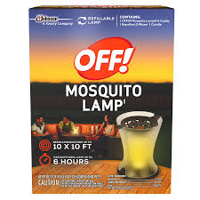 Off! Mosquito Lamp Insect Repellent