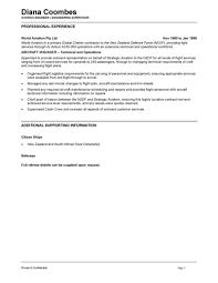 Download Licensed Aircraft Maintenance Engineer Sample Resume