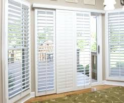 plantation shutters for sliding glass doors sliding door shutters window shutters sliding glass doors