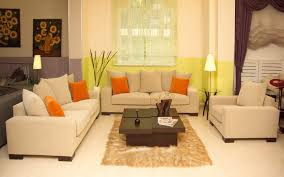 Mahogany Living Room Furniture Luxurious Living Room Furniture Ideas With Creamy Sectional Sofa