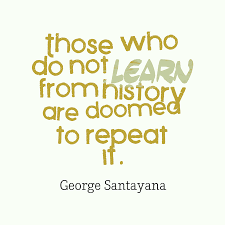 George Santayana Quote About History