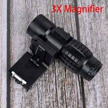 <b>3x magnifier</b> mount