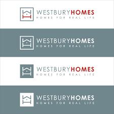 Design For Real Life Conservative Modern Home Builder Logo Design For Westbury