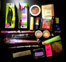 complete makeup kit list. complete makeup kit list
