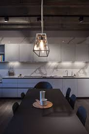 edison lighting fixtures. Lighting Fixtures With Edison Light Bulbs Above The Dining Table Chelsea Harbour Aster Kitchen