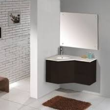 modern vanities for small bathrooms. Modern Black Contemporary Corner Bathroom Vanity With Sink Consoles And Mirror , For Vanities Small Bathrooms