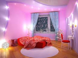 lovely purple bedroom design for pink and paint ideas