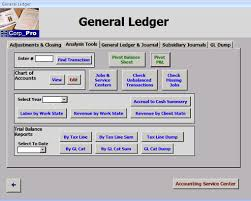 Manager Interface Government Contracting Software
