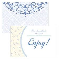 flat place cards flat place cards double sided weddingstar canada
