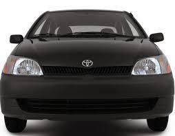2000 Toyota Echo Base 2dr Sedan Information