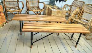 full size of wood slat benches with black metal bases 2 wooden slat park bench wood