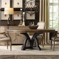 round dining room table with leaf. Fabulous Dining Room Plans: Marvelous Hooker Furniture Corsica 54 Round Table With 18 Leaf
