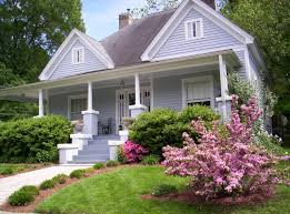 Ranch House Curb Appeal Cheerful Ranch House Curb Appeal With Black Raised Panel Door On