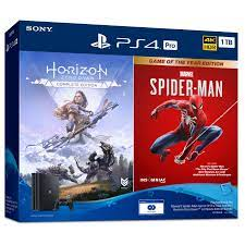 Máy chơi game PS4 Pro OM Bundle 2 CUH-7218B OM2 - Hàng Chính Hãng   Trọng  Nghĩa Game