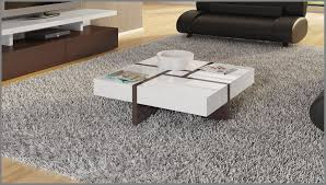 wonderfull mcintosh square coffee table with storage in white high gloss and tiffany black high gloss