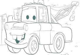 Fire Truck Coloring Pages Printable Trucks Coloring Page Pages Cars