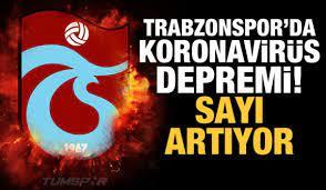 Trabzonspor'da koronavirüs depremi! Sayı yükseliyor... - Tüm Spor Haber