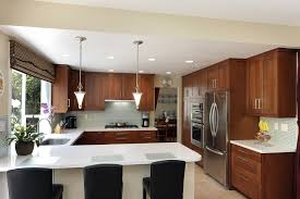 U Shape Kitchen Designs U Shaped Kitchen Island Ideas Best Kitchen Ideas 2017