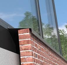 Fensterbank Außen Aluminium Al 9 Cm Länge 200 Cm Bis 300 Cm Sansysde