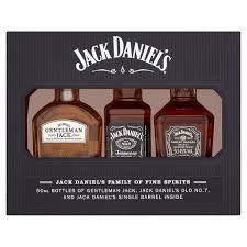 jack daniel s family 3x5cl set