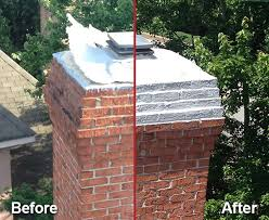 chimney crown repairs in indianapolis