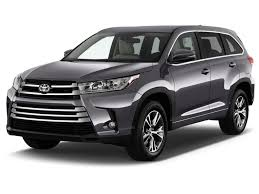 2018 Toyota Highlander Review, Ratings, Specs, Prices, and Photos ...