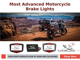 Volo Lights Most Advanced Motorcycle Brake Lights By Volo Lights Issuu