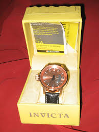 invicta i force model 6517 mens watch blue face leather band invicta i force model 6518 mens watch rose gold tone case black leather band