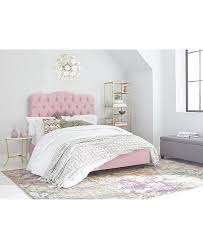 Furniture Brooke Full Tufted Bed Quick Ship Furniture Macys