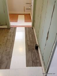 the layout of your floor is one of the most important aspects of your project a bad layout is a sure sign of an having a full tile at one end