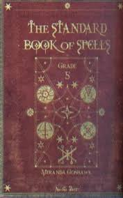 the standard book of spells grade 5 harry potter spell bookharry potter book coversharry