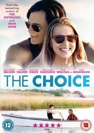 dvd review the choice  the choice dvd nicholas sparks