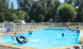 Camping Lac D Aiguebelette with swimming pool