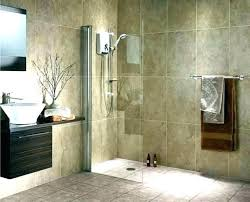 showers walk in shower plans without doors