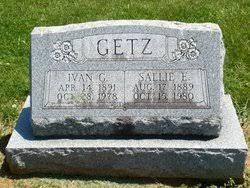 Ivan Grant Getz (1891-1978) - Find A Grave Memorial