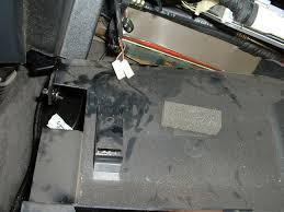 remove the left side glovebox trim piece