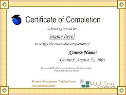 Printable Certificates Of Completion Certificate Of Completion Of Training Ninjaturtletechrepairsco 15